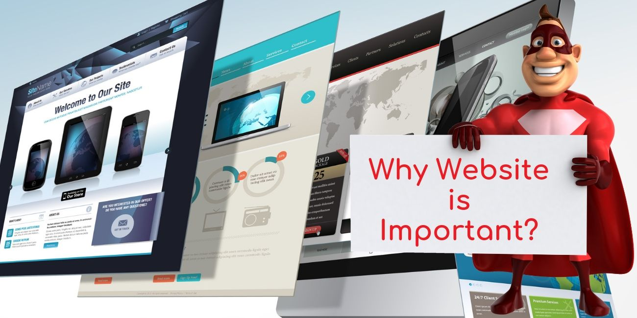 Why Website Is Important - WebGlobals