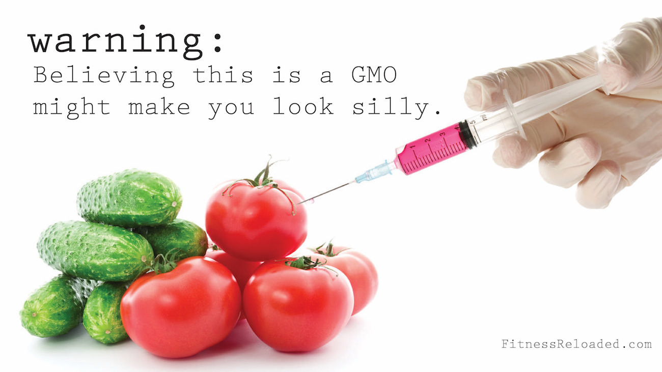 what is a gmo