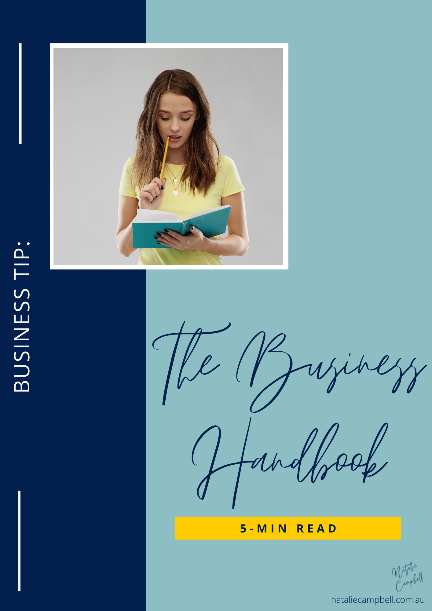 The Business Handbook Blog Featured Image