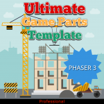Ultimate Game Parts Template for Phaser 3