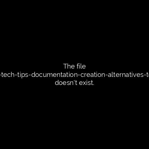 Itty Bitty Biz Tech TipsAlternatives To Microsoft Word