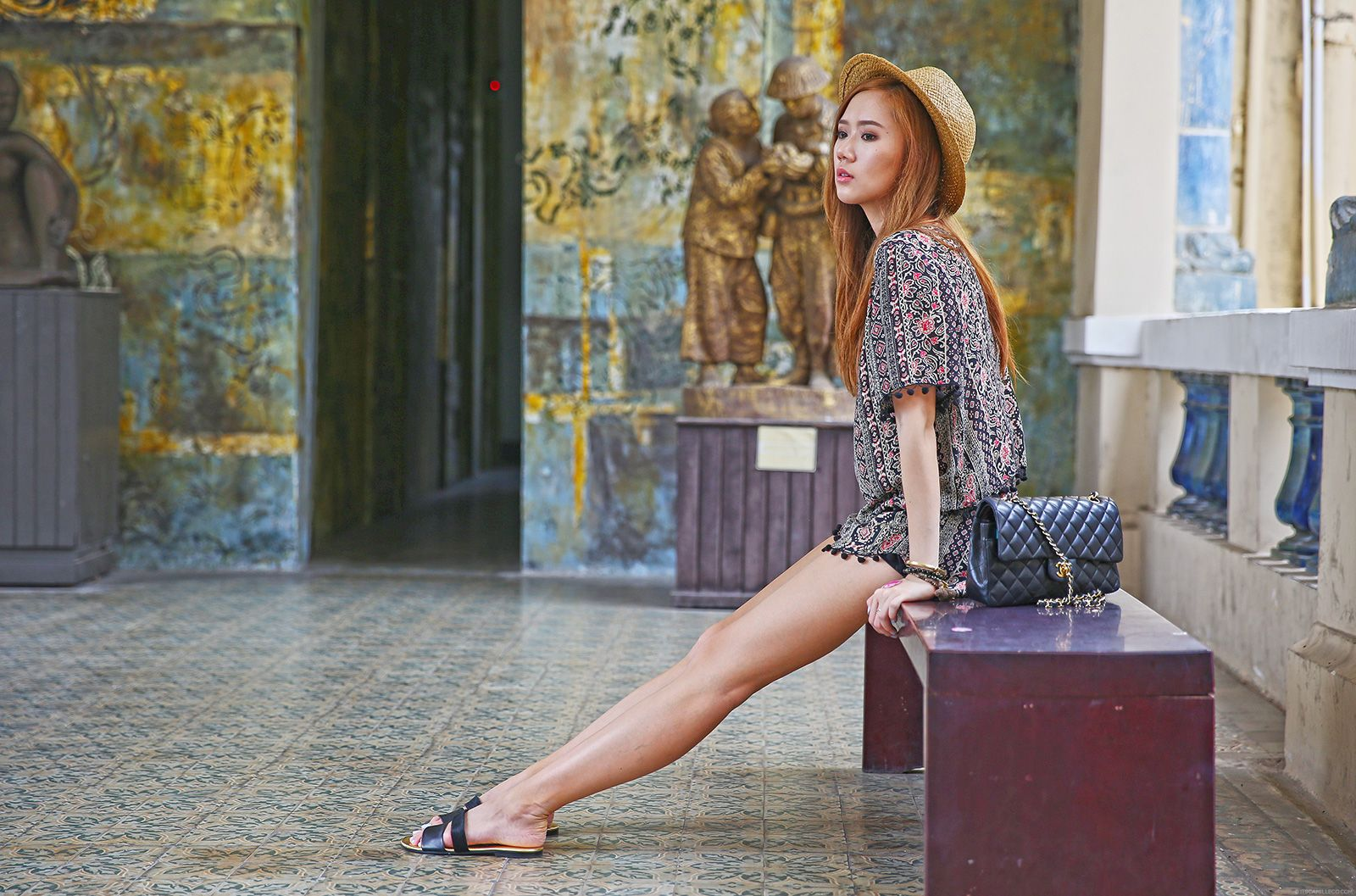 Boohoo Fashion at Fine Arts Museum, Vietnam - www.itscamilleco.com