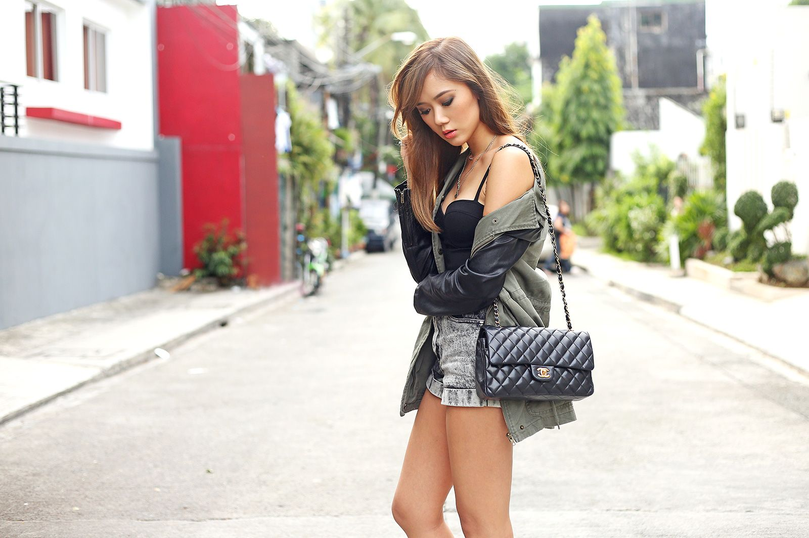 Rugged Style By Fashion Blogger Camille Co