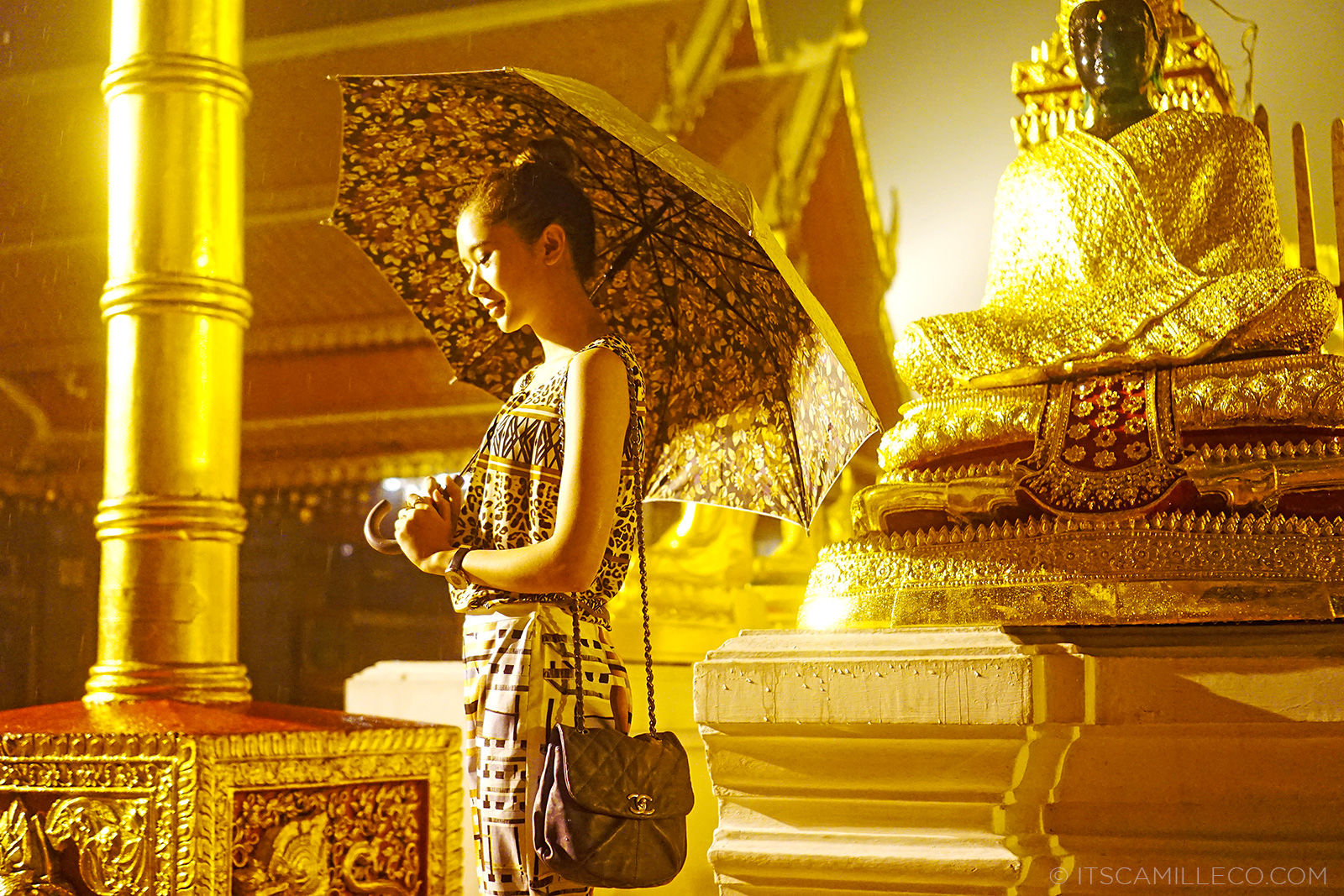 Wat Phra That Doi Suthep, Chiang Mai | www.itscamilleco.com
