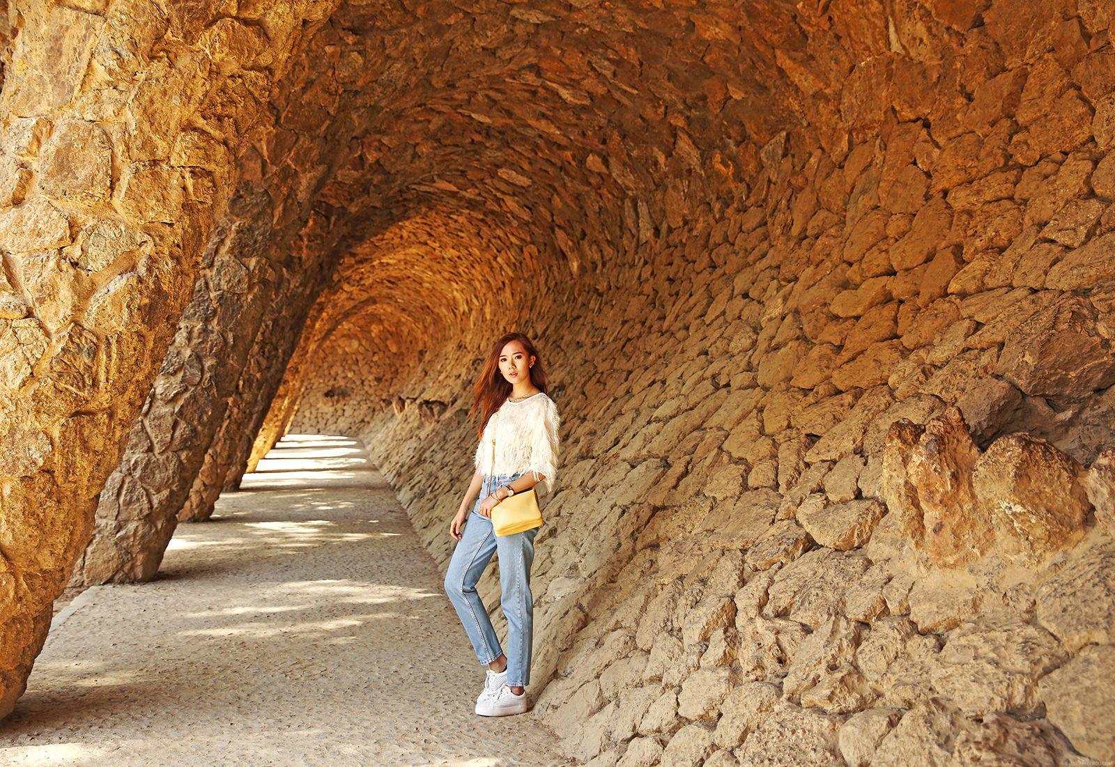 Park Güell - www.itscamilleco.com