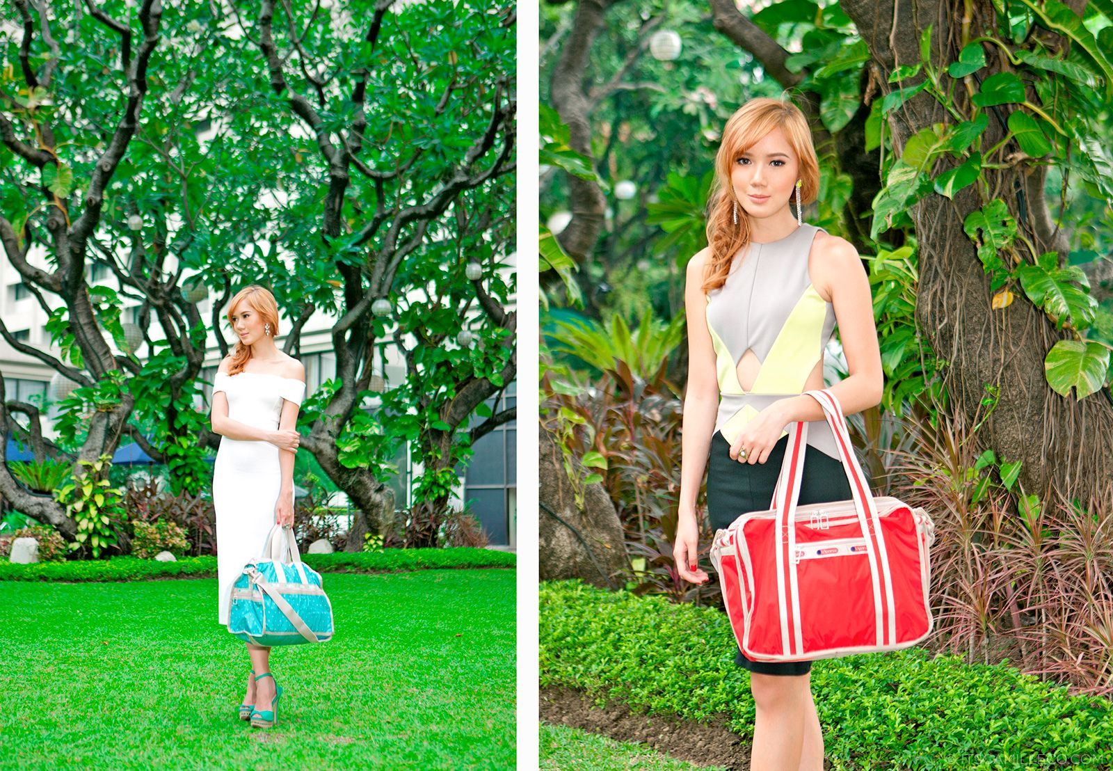 Lesportsac's 40th Anniversary Collection