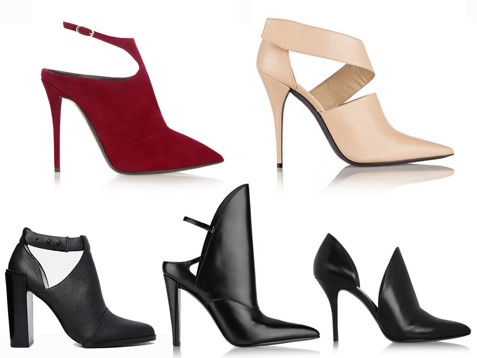 Fall Shoe Must-Haves | www.itscamilleco.com