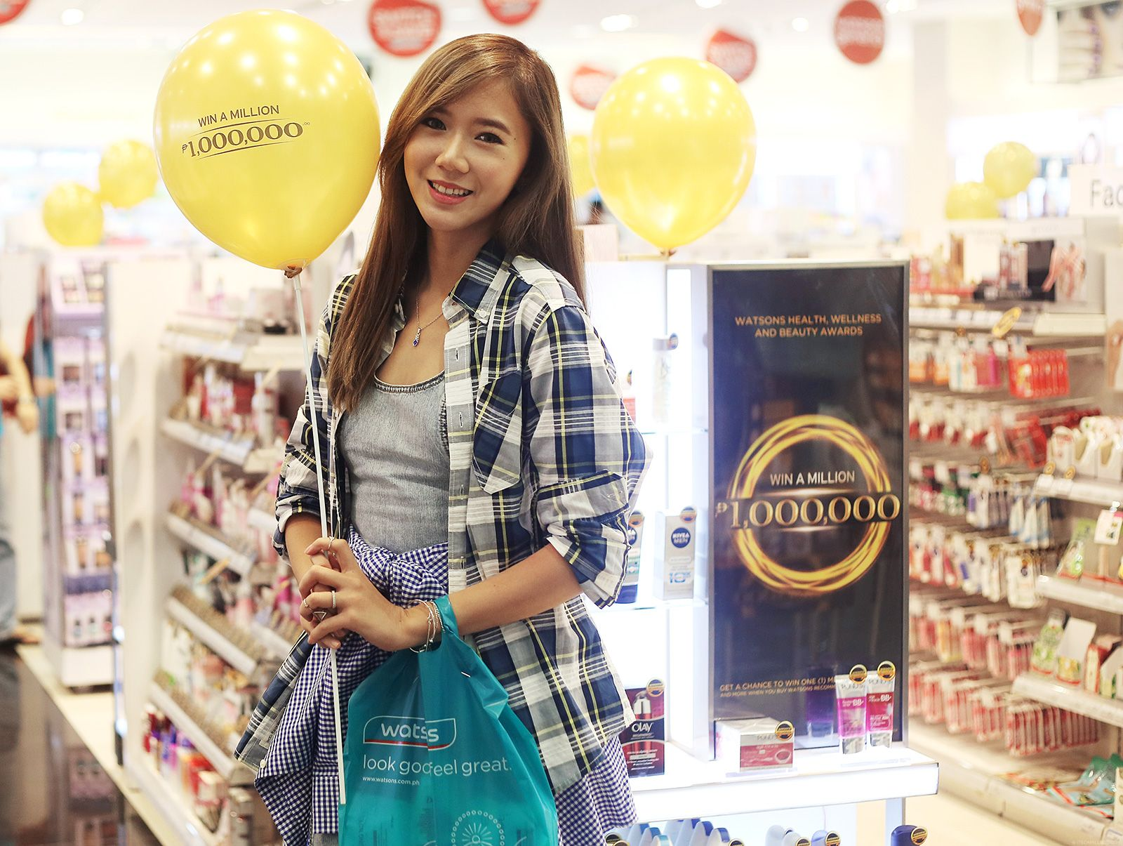 Get Always More With Watsons Win A Million | www.itscamilleco.com