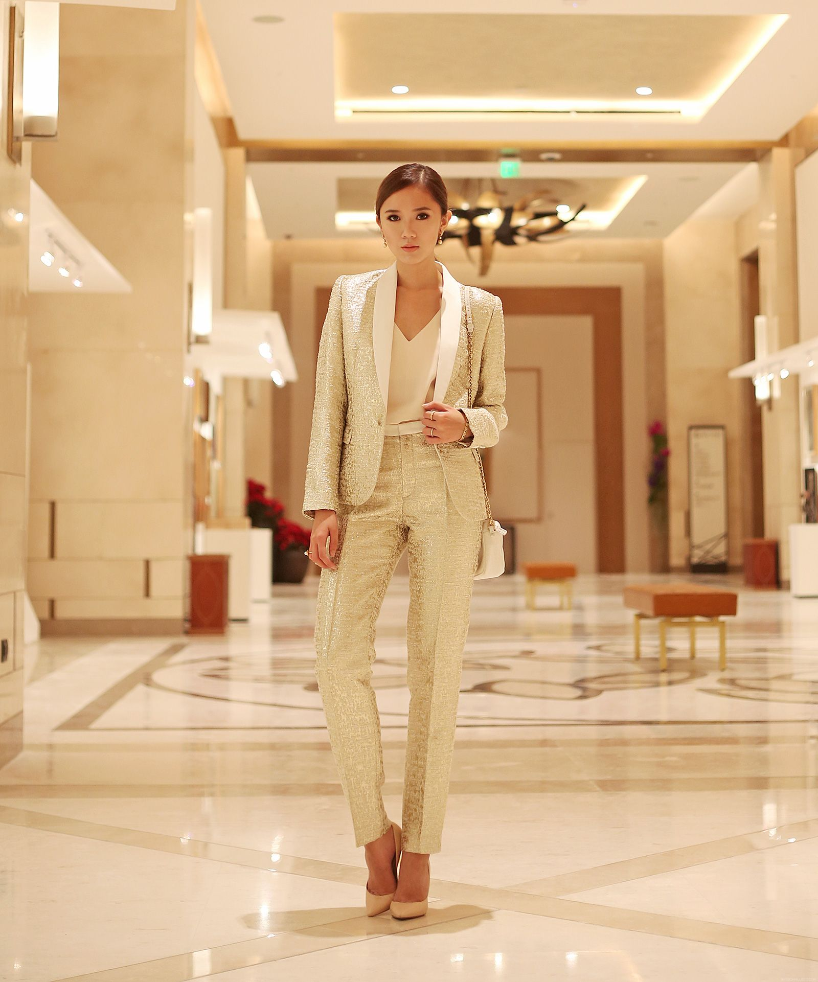 SuperTrash Olcay Gulsen Suit | www.itscamilleco.com