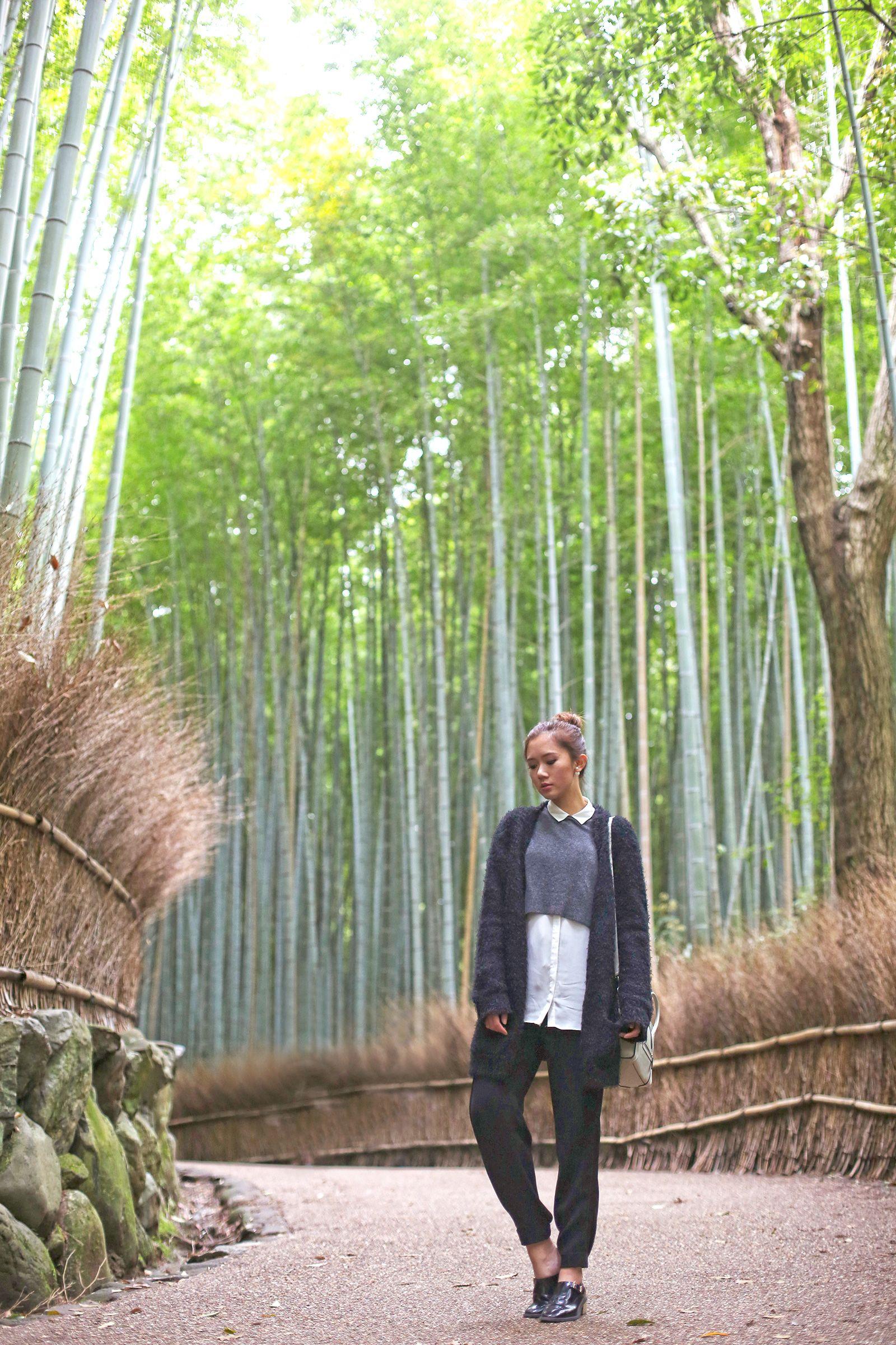 Arashimaya Bamboo Grove - www.itscamilleco.com
