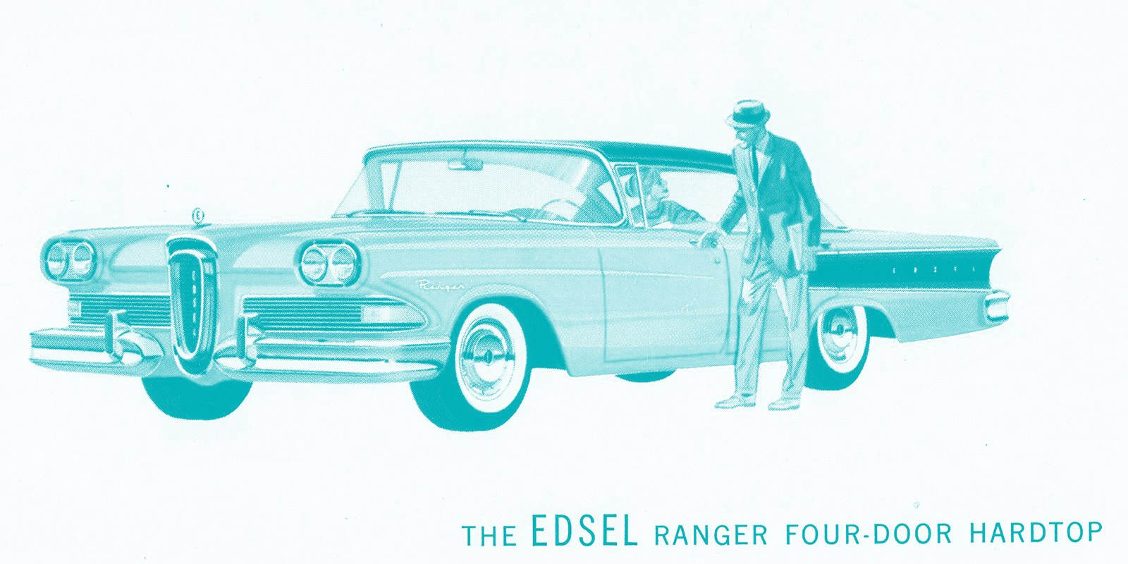 The Flop of the Ford Edsel