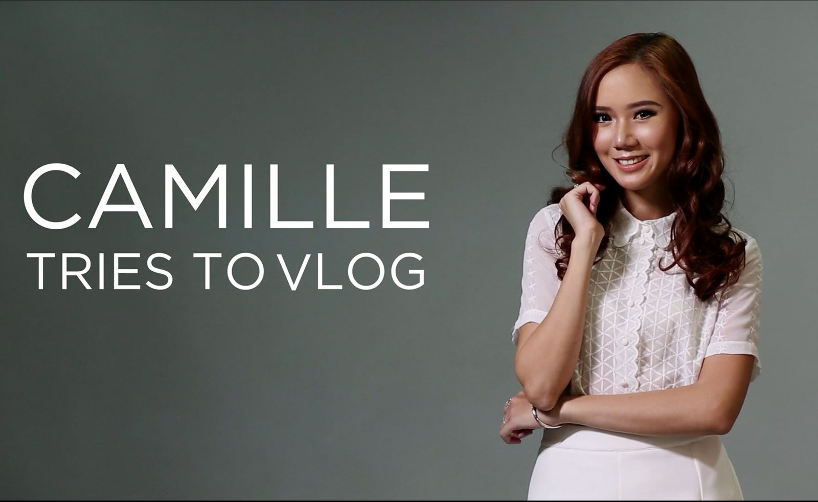Camille Tries To Vlog - www.itscamilleco.com