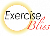 The sun exercise bliss logo