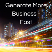 Generate More Business Online Fast
