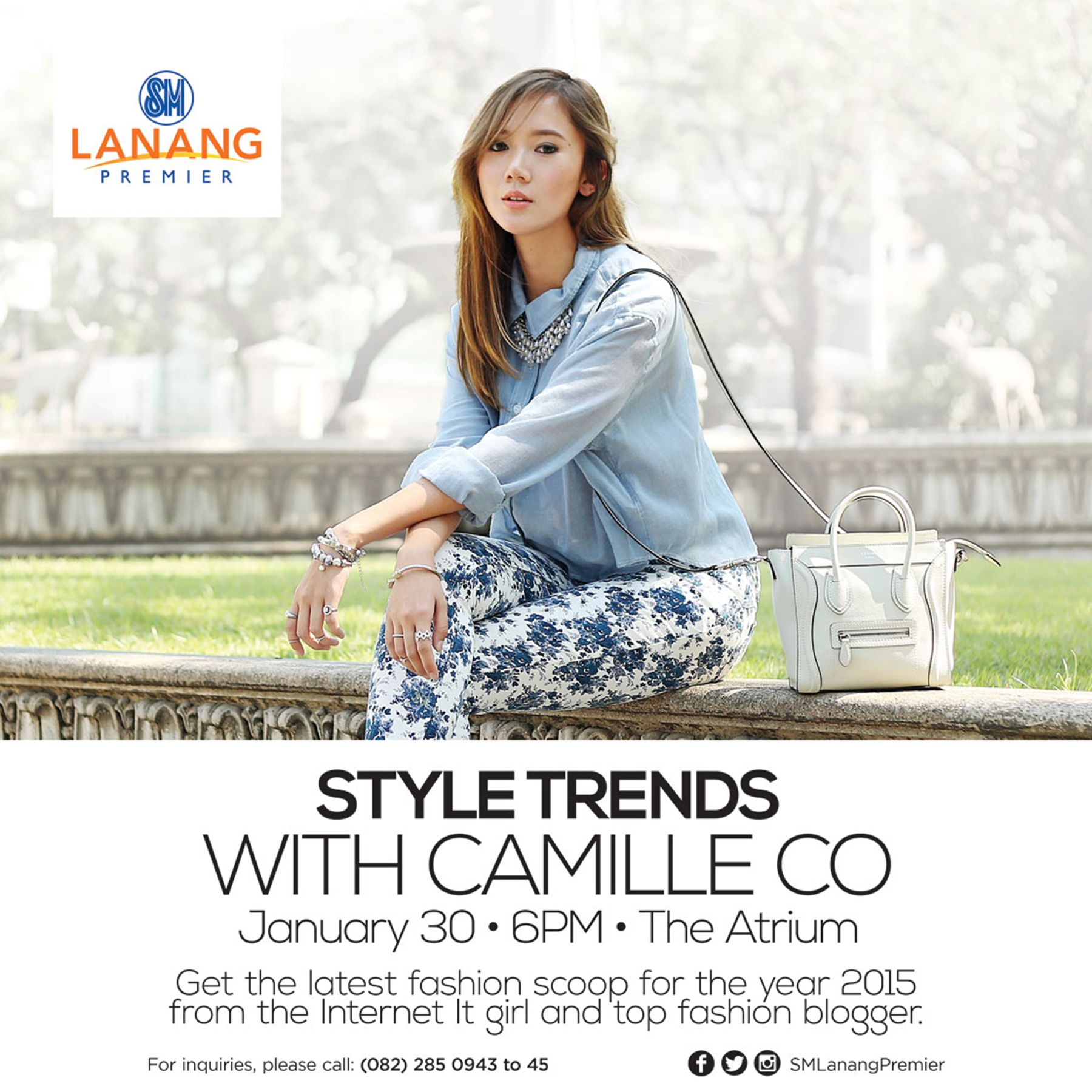 Style Trends With Camille Co At SM Lanang
