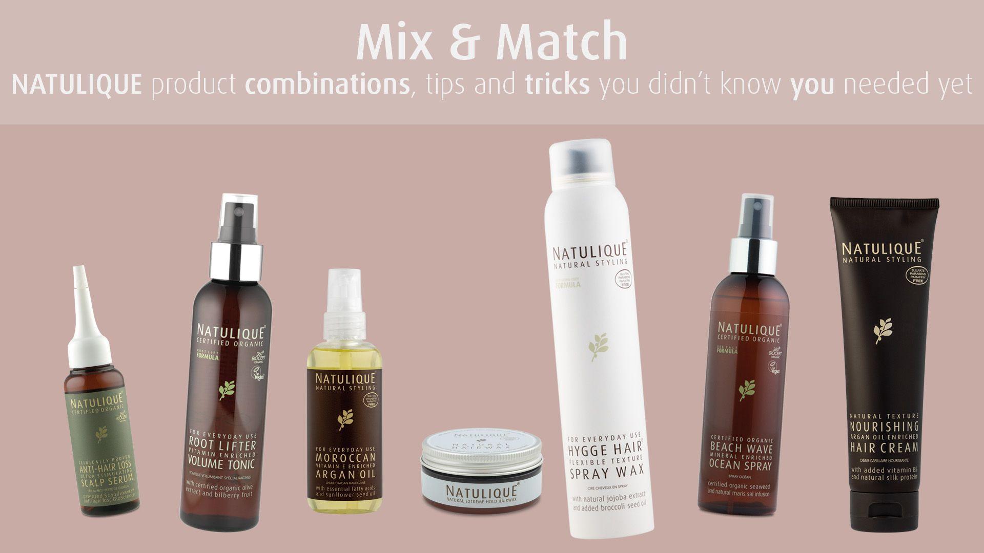 mix & match NATULIQUE