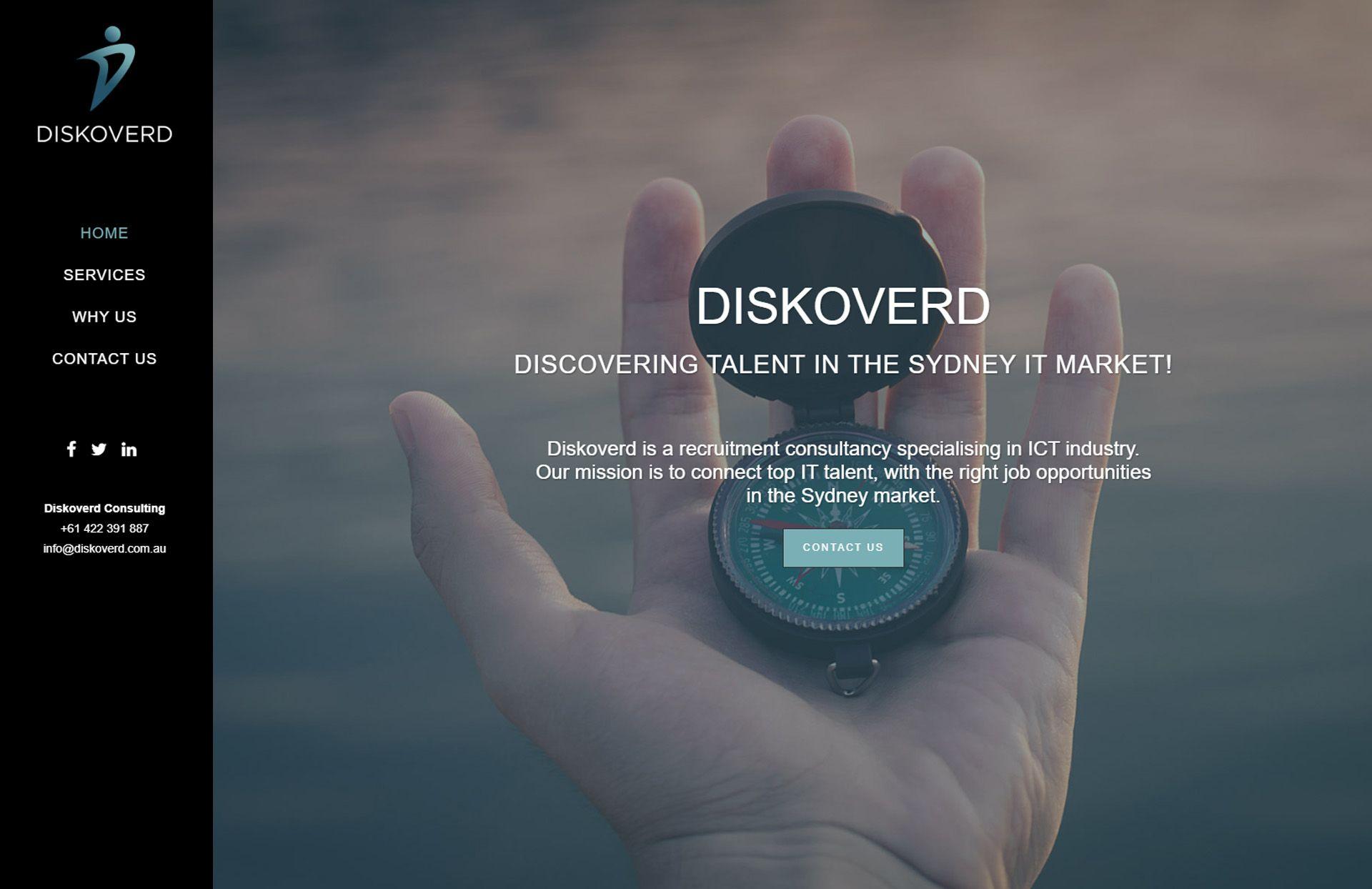 diskoverd - WebGlobals