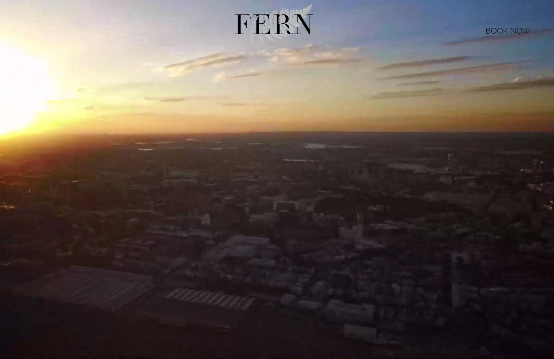 The Fern - WebGlobals
