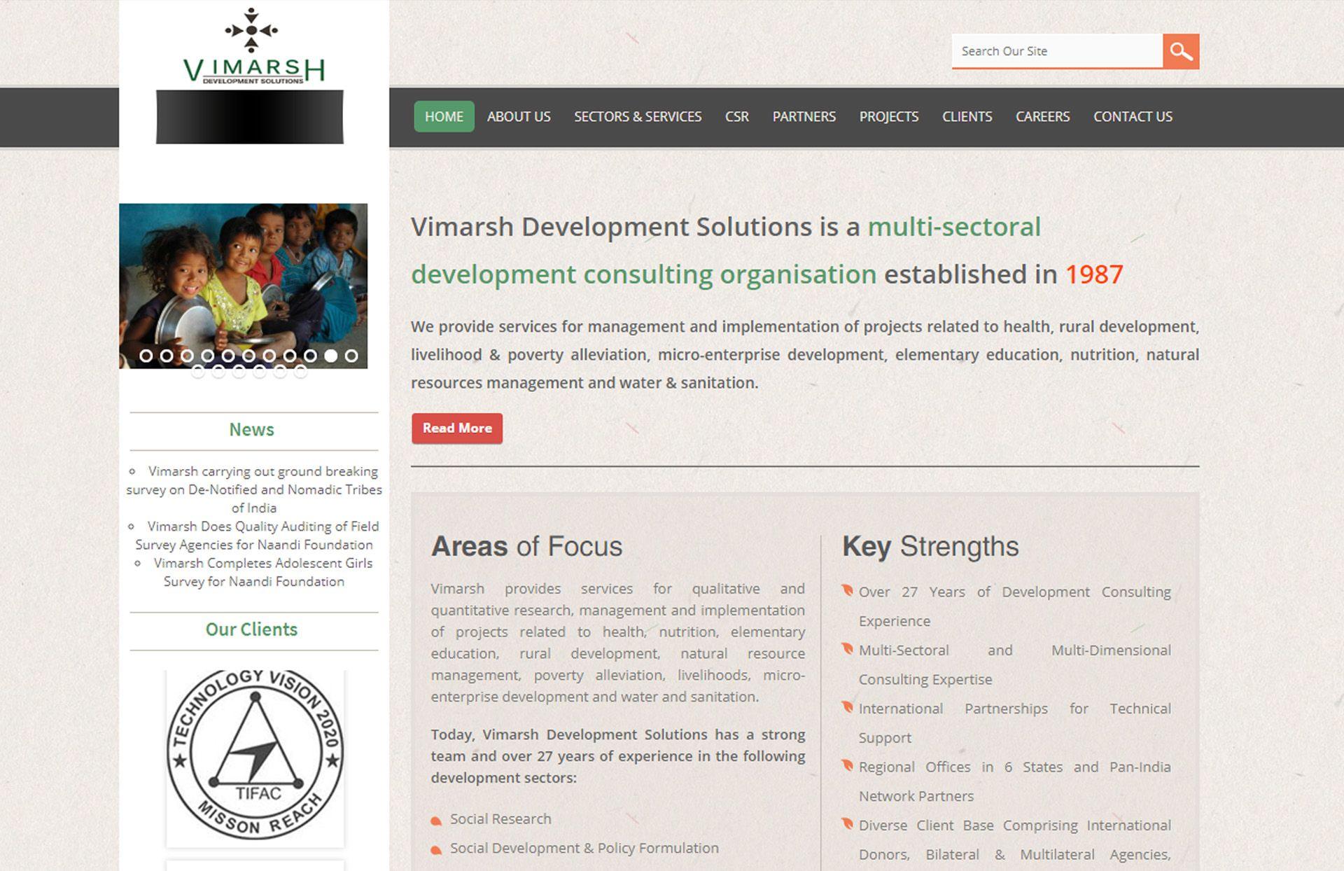 vimarsh by WebGlobals