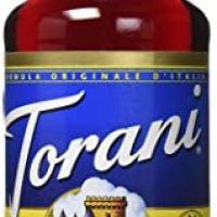 Torani Sugar-Free Raspberry Syrup