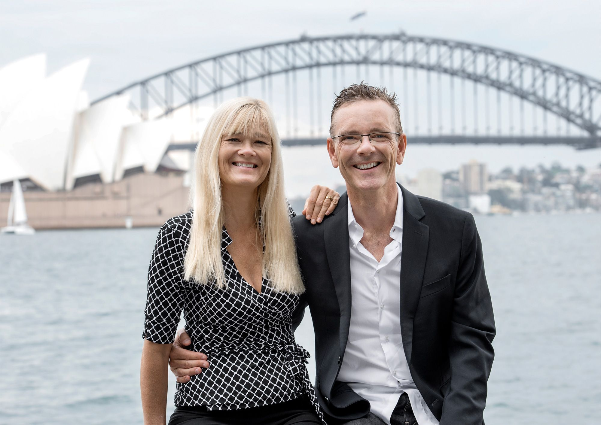 Our Founders Mette and Stig