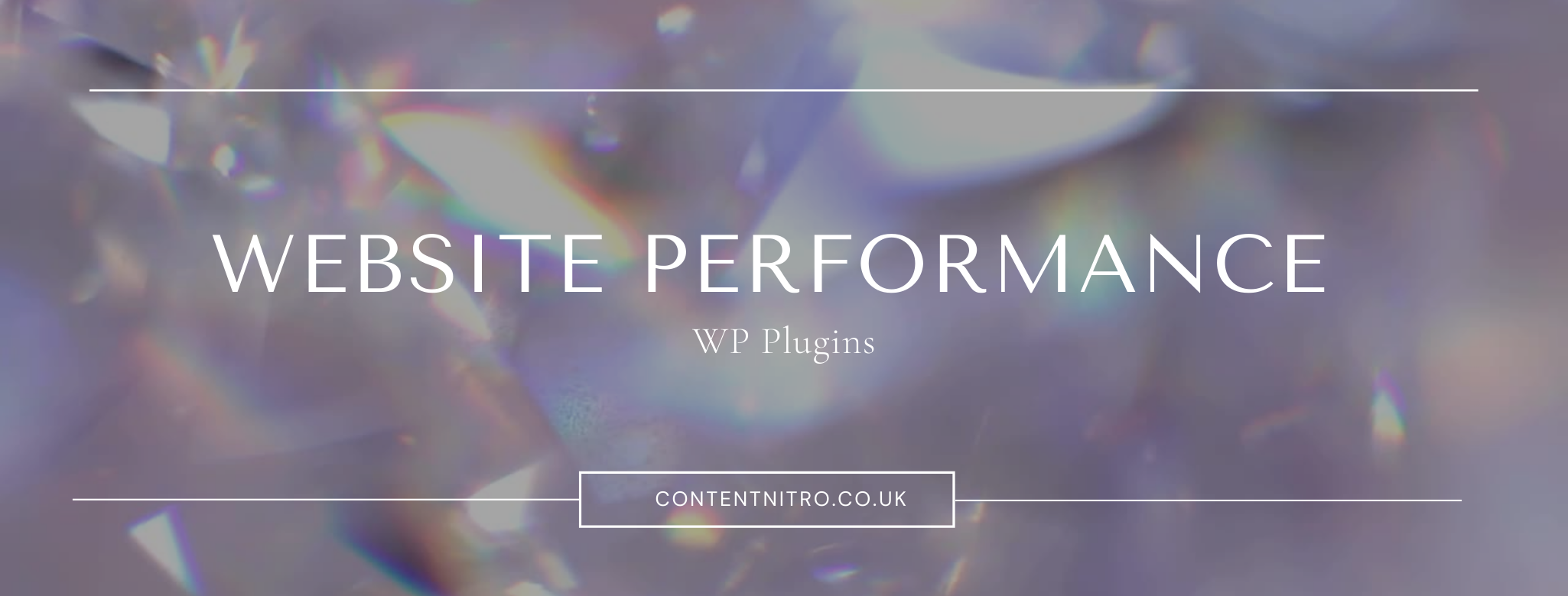 Boost Your Website's Performance With These WP Plugins via @saraharrow