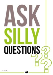 ask silly questions - Innovolo Product Development and Design - Innovation-as-a-Service