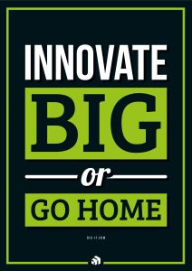 innovate big or go home - Innovolo Product Development and Design - Innovation-as-a-Service