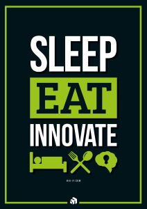 sleep eat innovate - Innovolo Product Development and Design - Innovation-as-a-Service