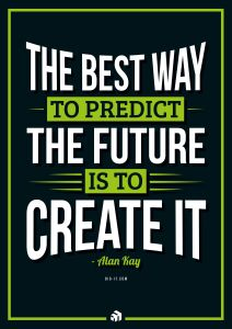 the best way to predict the future is to create it - Innovolo Product Development and Design - Innovation-as-a-Service