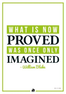 what is now proved was once only imagined - Innovolo Product Development and Design - Innovation-as-a-Service