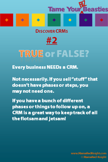 Do I need a CRM for my business?