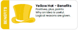 yellow hat benefits - Innovolo Product Development and Design - Innovation-as-a-Service