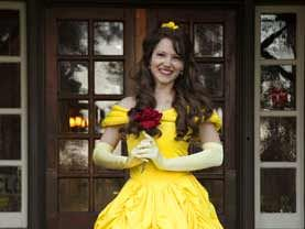 The Beauty Princess Entertainer is one of Calgary's favorite party entertainers