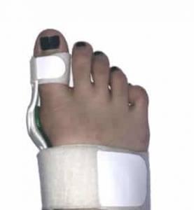 A bunion splint