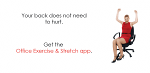 Office Exercise & Stretch mobile android app