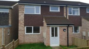 3 bedroom semi-detached house to rent Chard