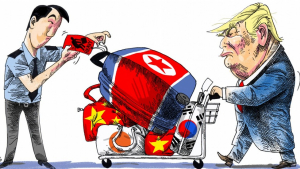 US vs China Trade Wars - The Risks are Rising for UK importers