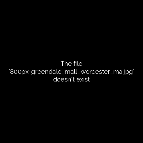 Greendale Mall is the Pride of Worcester 1