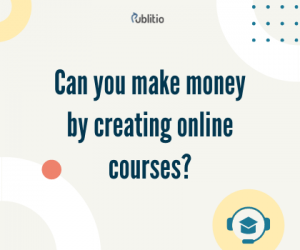 Online Courses as an Additional Source of Income