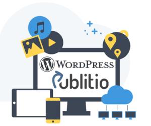 Wordpress Offloading Plugin for Publitio