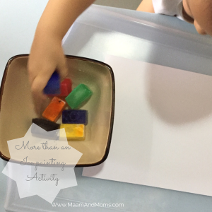 Sensory activity for toddler