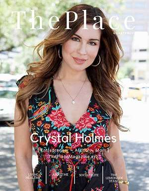 About Crystal Holmes