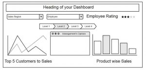 Create a Mock up for Your First Excel Dashboard