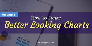 Create better looking Excel Chart #1