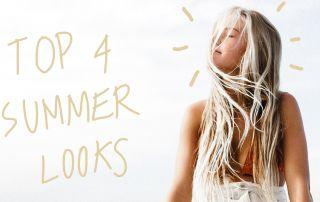 top 4 summer looks