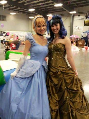 Cochrane's Children's Festival Princesses