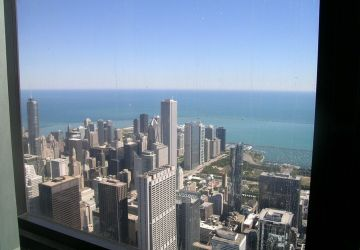 Chicago, IL Skyline, Chicago Travel Diary
