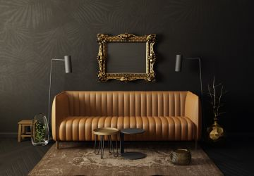 Gold Interior Decor