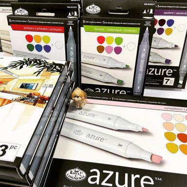 Azure Marker Sets